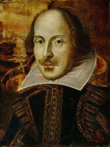 shakespeare porrait