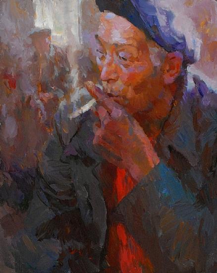 """""""A Good Smoke"""""""