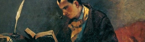 730px-Gustave_Courbet_-_Portrait_of_Baudelaire_-_WGA05490