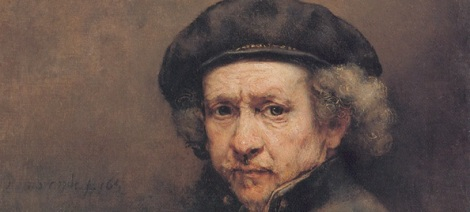 SELF PORTRAIT, rembrandt