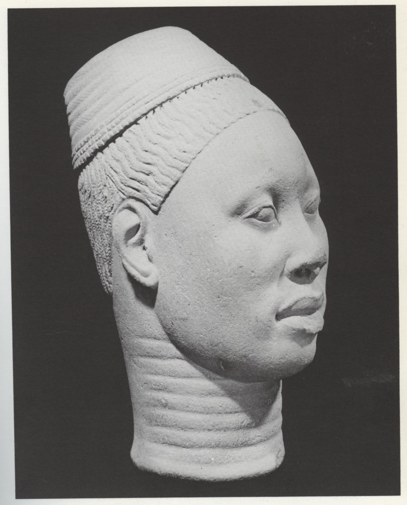 head said to represent lajuwa Ife People: The Ancient Artistic, Highly Spiritual And The First Yoruba People