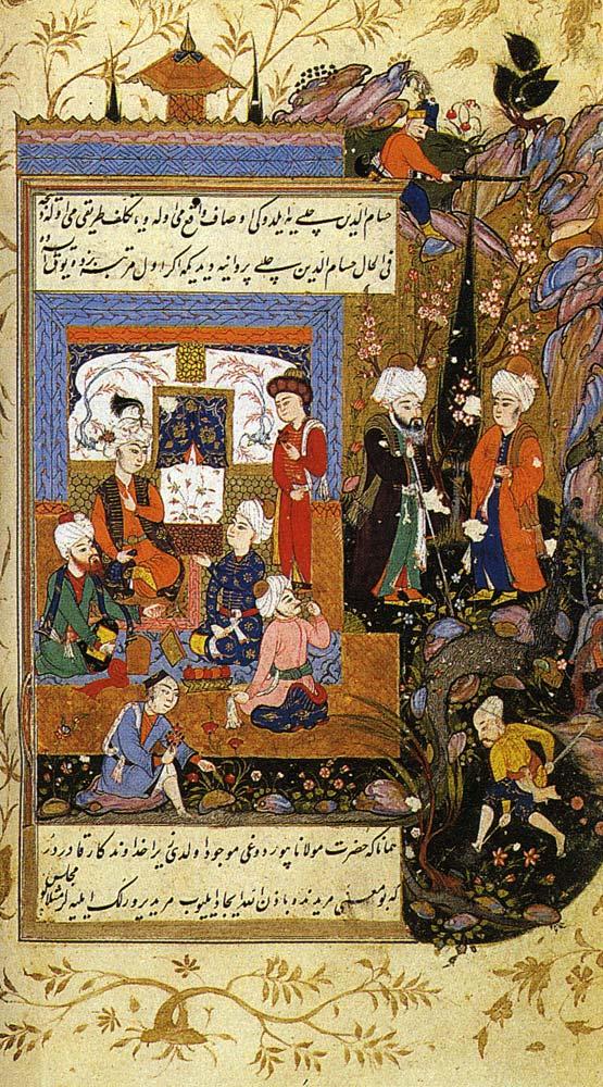 masnavi farsi and english pdf