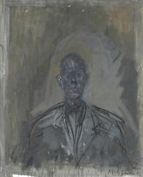 "Alberto Giacometti, ""Diego"" 1959)"