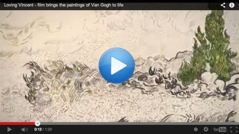 Loving Vincent - first painted animation by BreakThru Films.clipular