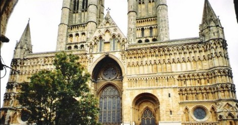 Lincoln Cathedral - the West Front