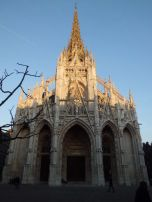 Saint-Maclou Church in Rouen, Normandy