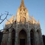 Saint-Maclou Church in Rouen, Normandy